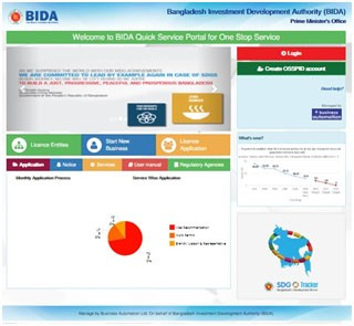 Bangladesh Investment Development Authority (BIDA)